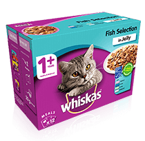 Whiskas® Adult Product Range