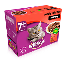 Whiskas® Senior Product Range